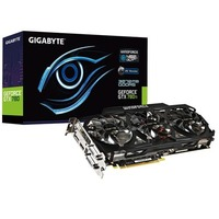 Carte Graphique Gigabyte GeForce GTX 780 Ti Windforce 3X OC, 3 Go N78TOC3GD