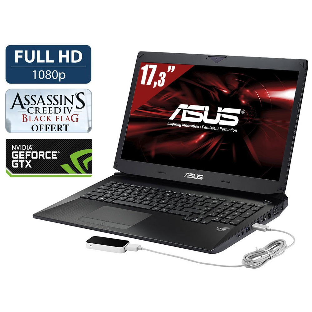 Asus ROG G750JX T4215H 173 Full HD Edition AC IV Black