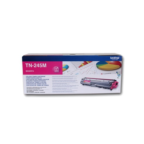 Toner Magenta TN245M, 2200 pages, Brother
