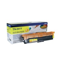 Toner Jaune TN241Y, 1400 pages, Brother