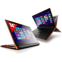 Comparer LENOVO FLEX14 ORANGE INTEL CORE I3 4010U 1.7GHZ 4GO HDD 500GO SSD 8GO WIN8