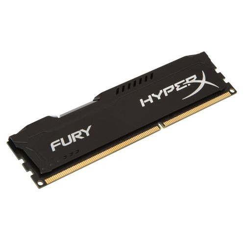 DDR3 Kingston HyperX Fury Black, 8 Go, 1333 MHz, CAS 9