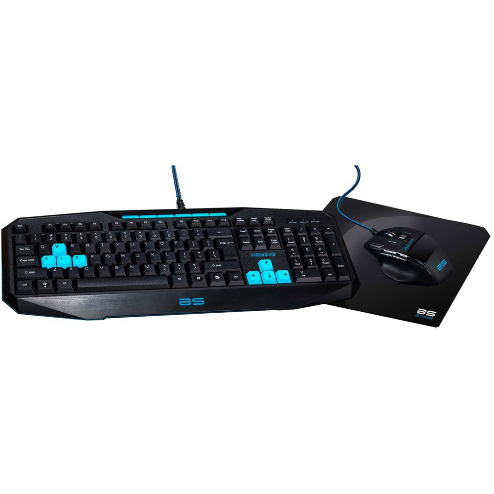 pack gaming bluestork clavier keyz 3 azerty souris kult 1 tapis top achat. Black Bedroom Furniture Sets. Home Design Ideas