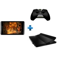 "Nvidia Shield Tablet, 8"" + Shield Cover + Shield Controller"