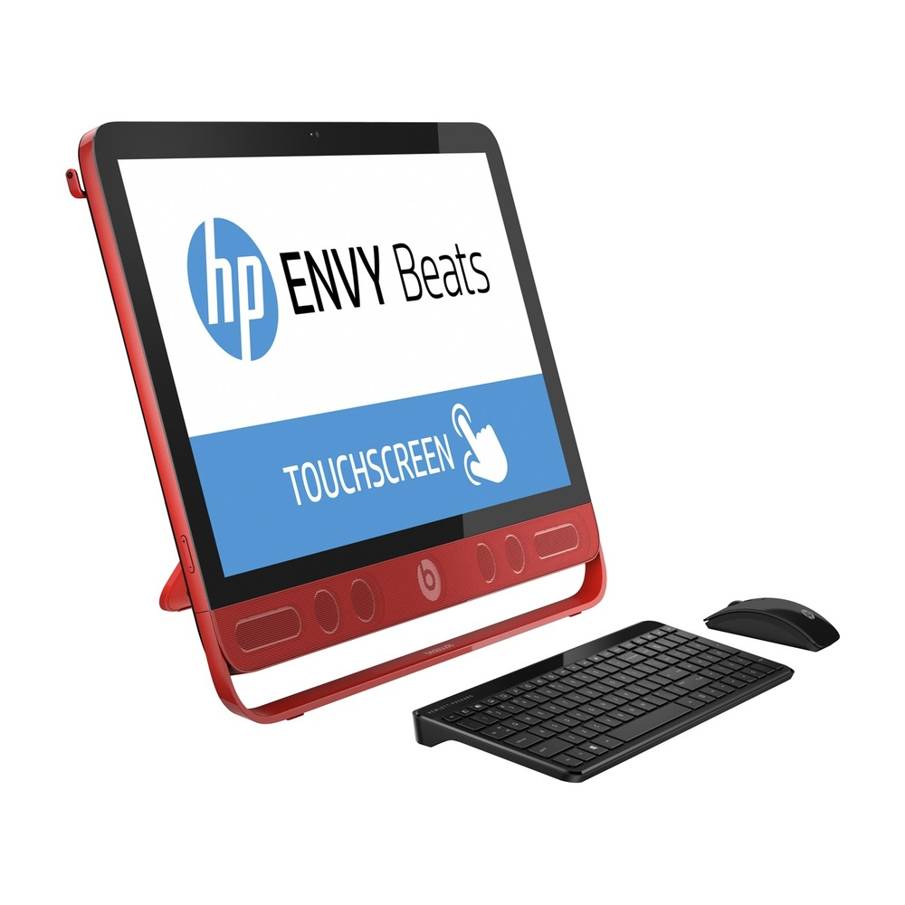 hp tout en un envy beats 23 n040nf ecran 23 full hd tactile top achat. Black Bedroom Furniture Sets. Home Design Ideas