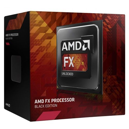 AMD FX-8370E Black Edition (3.3 GHz)
