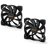Be Quiet! Pure Wings 2, 120 mm (Pack de 2)