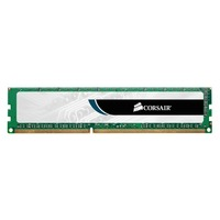DDR3 Corsair Value, 4 Go, 1600 MHz, CAS 11