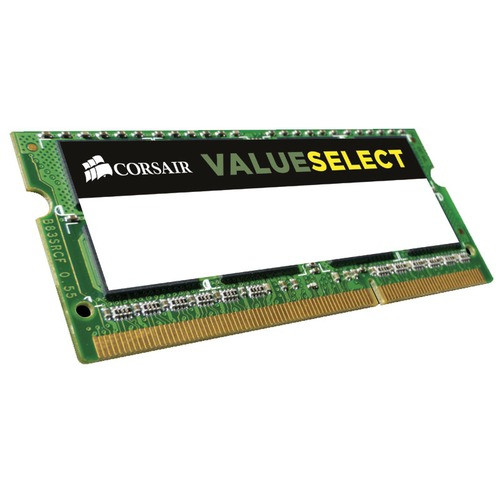SO-DIMM DDR3 Corsair Value, 8 Go, 1600 MHz, CAS 11
