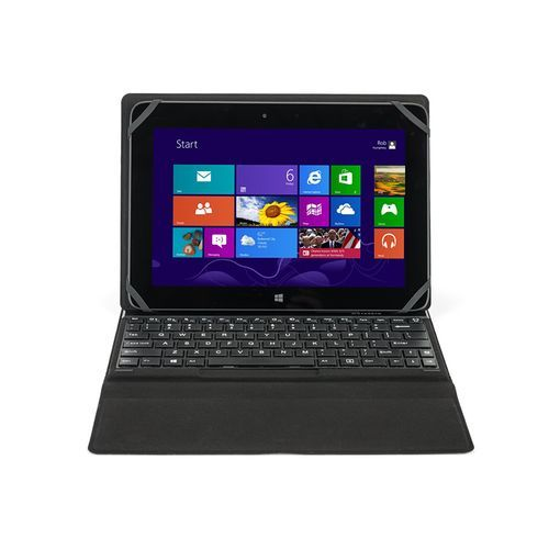 etui keyfolio fit pour tablette windows 9 10 kensington top achat. Black Bedroom Furniture Sets. Home Design Ideas