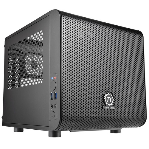 Thermaltake Core V1, Noir - Version fenêtre