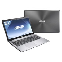"Asus R510JK-DM086H, Gris, 15.6"" Full HD"