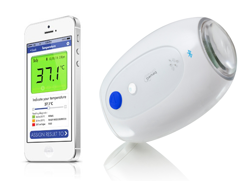 Bewell my thermo top achat - Thermometre piscine sans fil ...