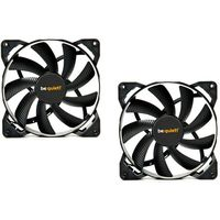 Be Quiet! Pure Wings 2, 140 mm (Pack de 2)