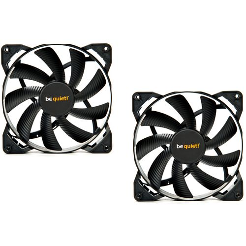 Be Quiet ! Pure Wings 2, 140 mm (Pack de 2)