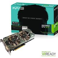 KFA2 GeForce GTX 970 EXOC Black Edition, 4 Go