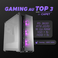 PC GAMING AU TOP 3 BY CAPETLEVRAI