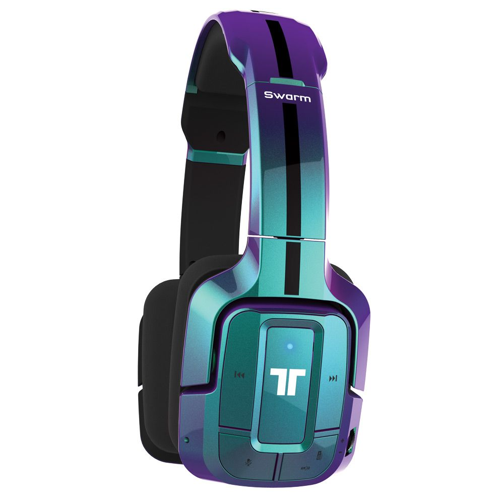 tritton swarm bleu top achat. Black Bedroom Furniture Sets. Home Design Ideas