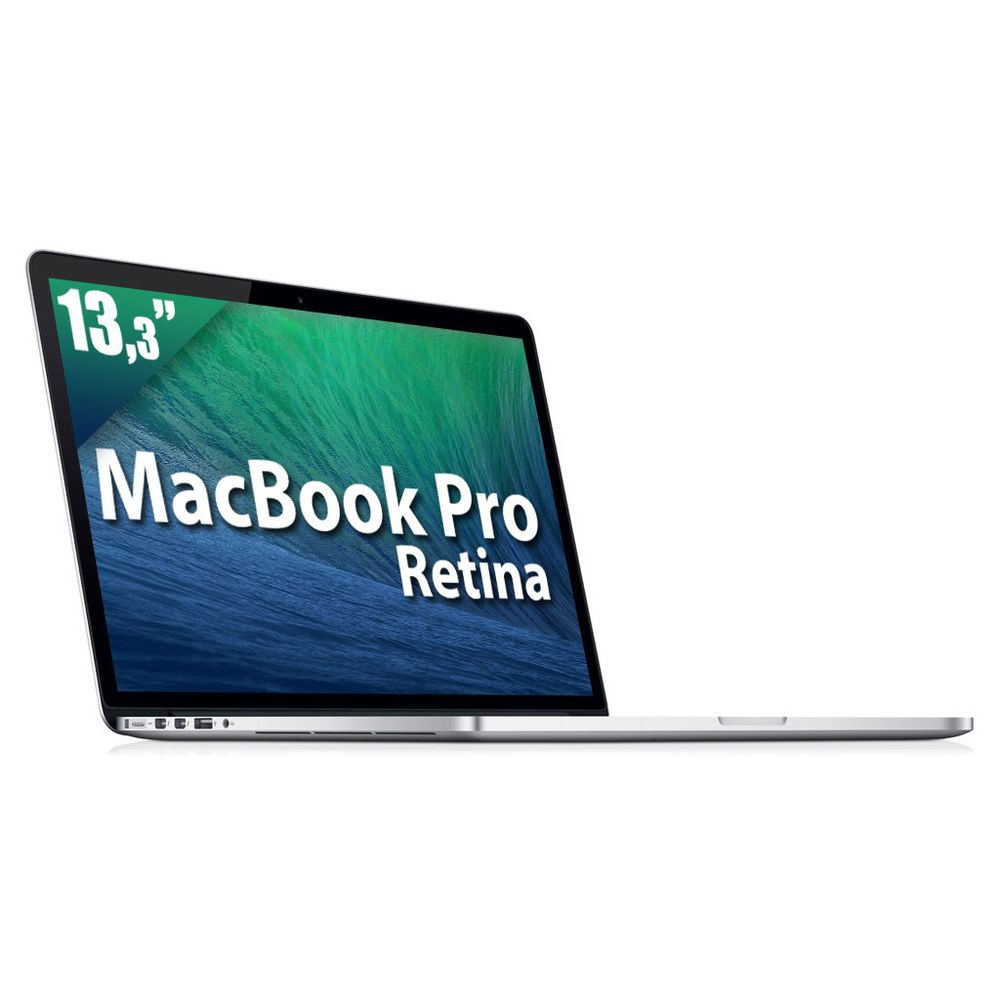 Apple macbook pro 13 avec cran retina mf841f a 13 3 for Ecran pc retina