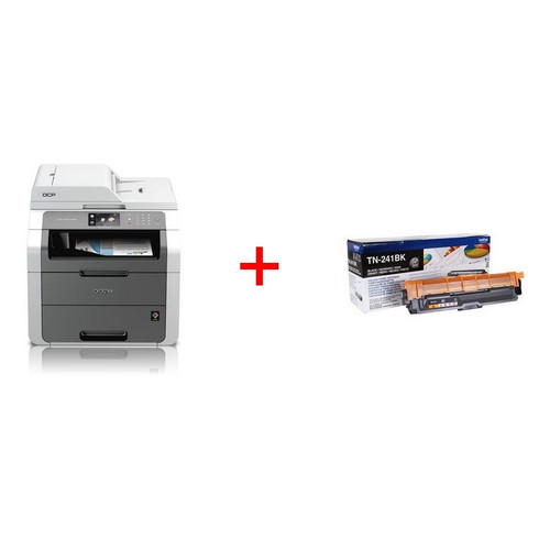 Brother DCP-9020CDW + Toner Noir TN241BK, 2500 pages