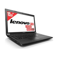 "Lenovo Essential B50-30, 15.6"" HD"