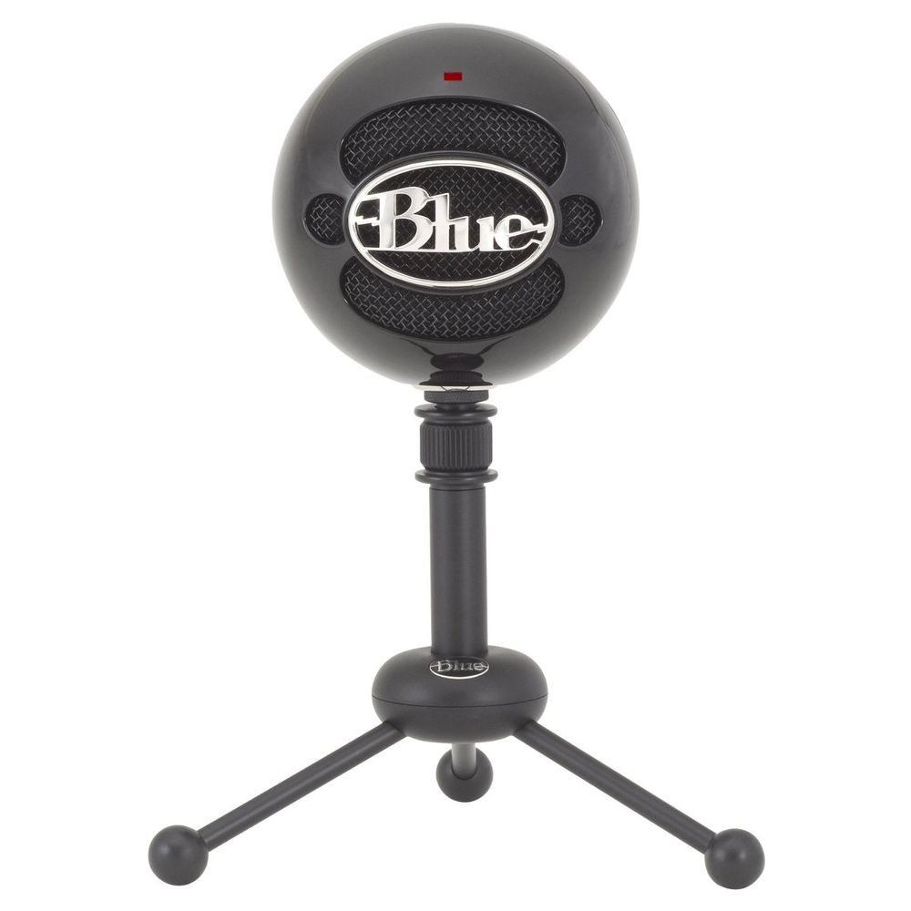 blue microphones snowball noir achat pas cher avis. Black Bedroom Furniture Sets. Home Design Ideas