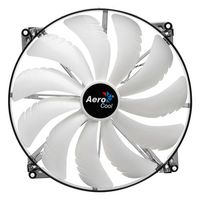 Aerocool Silent Master, 200 mm (LED Blanches)