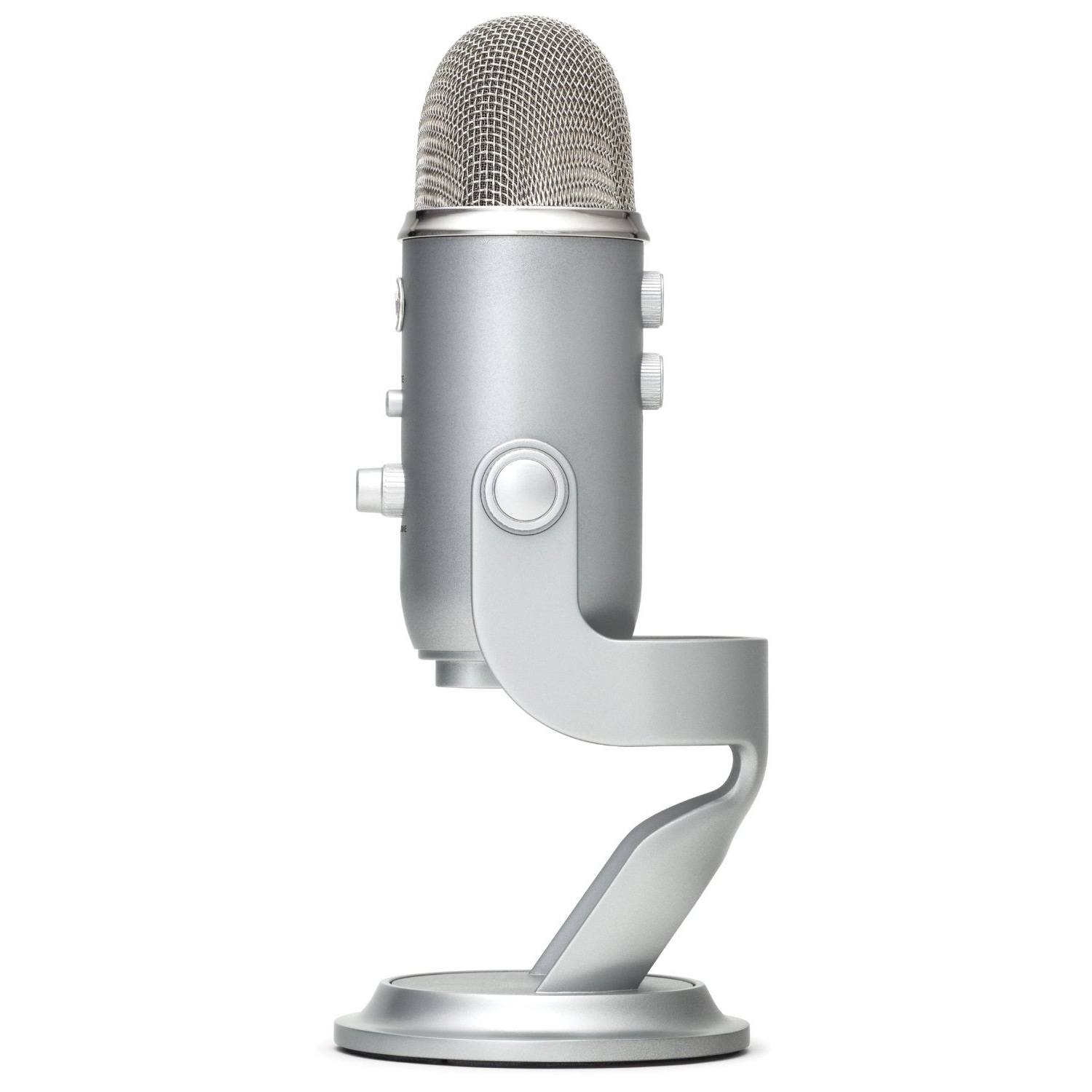 blue microphones yeti silver achat pas cher avis. Black Bedroom Furniture Sets. Home Design Ideas