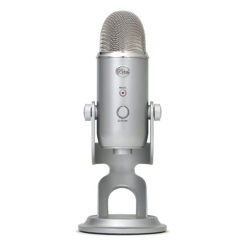 Blue Microphones Yeti, Silver