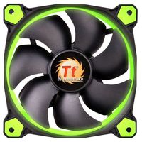 Thermaltake Riing, 120 mm (LED Vertes)