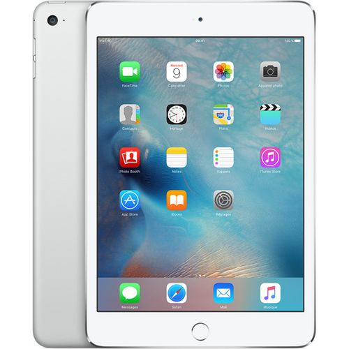 "Apple iPad mini 4 128 Go Argent, 7.9"" Retina"