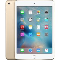 Apple iPad mini 4 7.9 Retina 128 Go 4G Or (2015)
