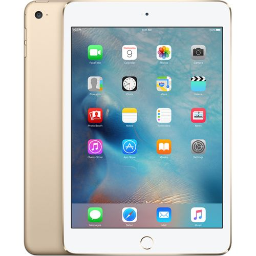 Apple iPad mini 4 7.9'' Retina 128 Go 4G Or (2015)