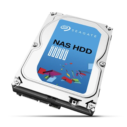 Seagate NAS HDD, 6 To
