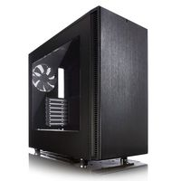 Fractal Design Define S Window, Noir