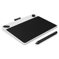Wacom Intuos Draw White Pen & Only Small