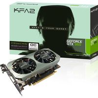 KFA2 GeForce GTX 960 GAMER OC MINI BLACK, 4 Go