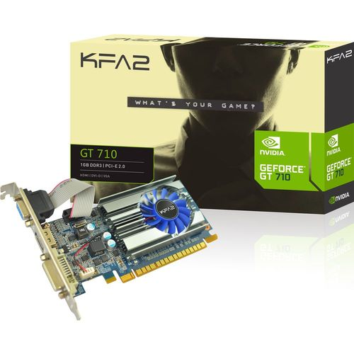 KFA2 GeForce GT 710, 1 Go