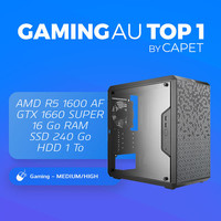 PC GAMING AU TOP 1 BY CAPETLEVRAI