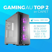 PC GAMING AU TOP 2 BY CAPETLEVRAI