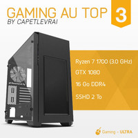 PC GAMING AU TOP 3 BY CAPETLEVRAI (v7.2)