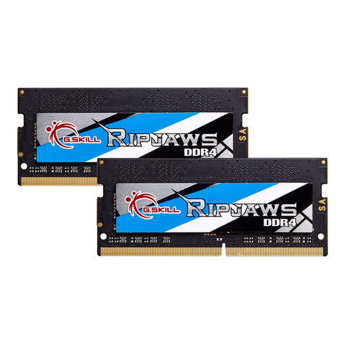 SO-DIMM DDR4 G.Skill Ripjaws, 2 x 4 Go, 2133 MHz, CAS 15