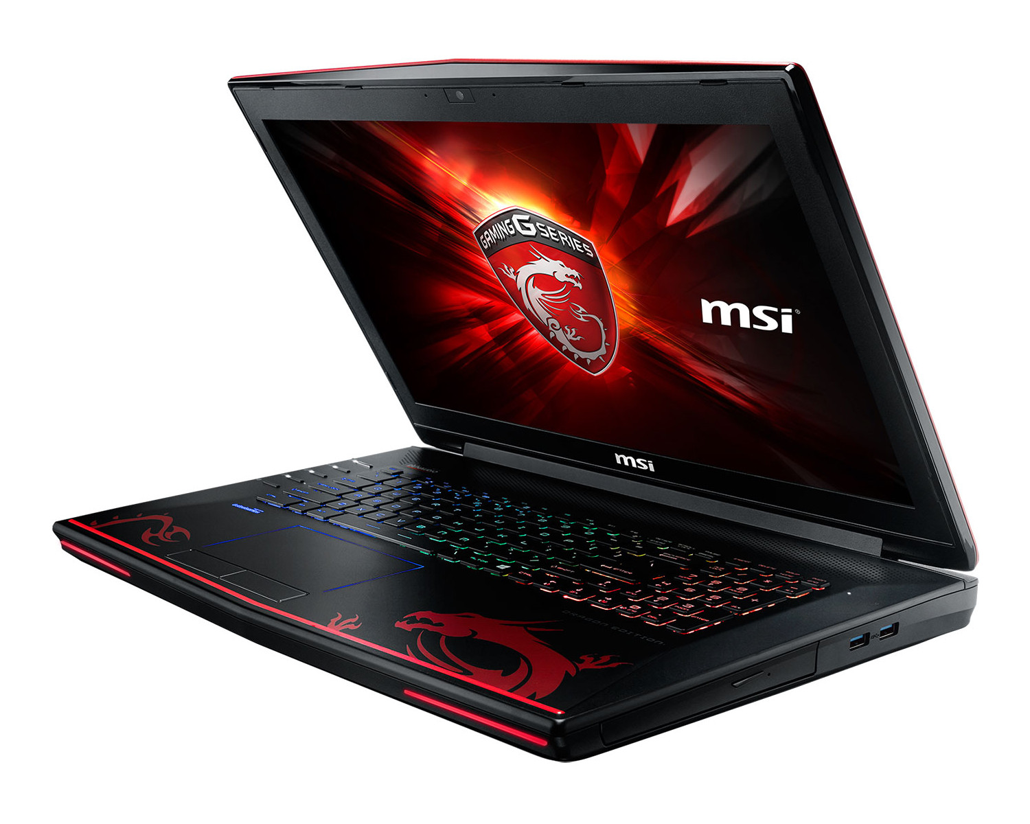 msi gt72s 6qf 066fr dominator pro g dragon 4k edition. Black Bedroom Furniture Sets. Home Design Ideas