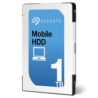 Seagate Mobile HDD, 1 To