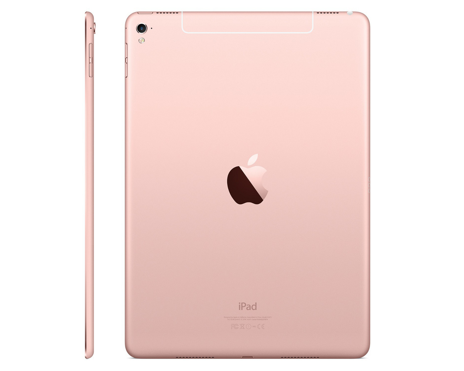 apple ipad pro 9 7 39 39 retina 32 go wi fi or rose 2016 top achat. Black Bedroom Furniture Sets. Home Design Ideas