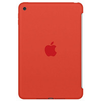 Apple Silicone Case pour iPad Mini 4 Orange