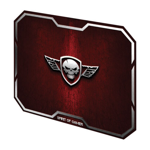 Spirit of Gamer Winged Skull, Rouge