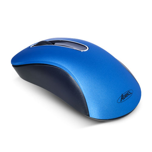 Advance Wireless Shape 3D, Bleu