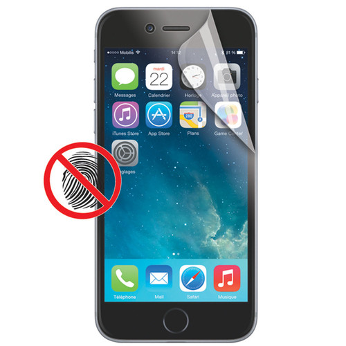 Mobilis Film de protection d'écran pour iPhone 6 Plus/6S Plus Transparent