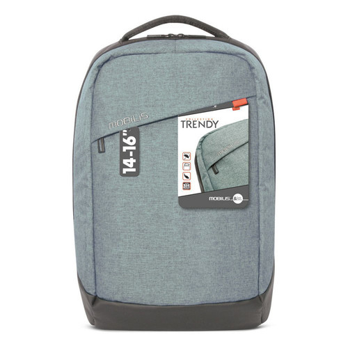 Mobilis Trendy Backpack 14-16'' Gris